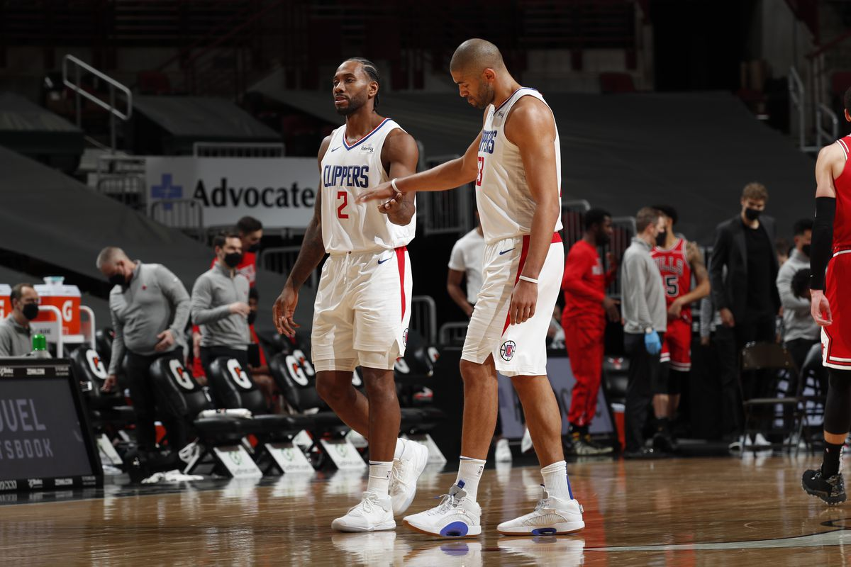 Nicolas Batum, Kawhi Leonard - Los Angeles Clippers