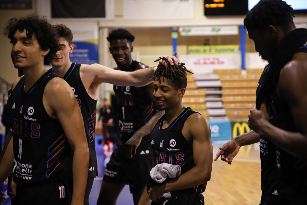 Paris Basketball vs. Evreux